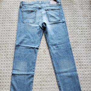 Lucky Brand Jeans, 221 Original Straight in EUC